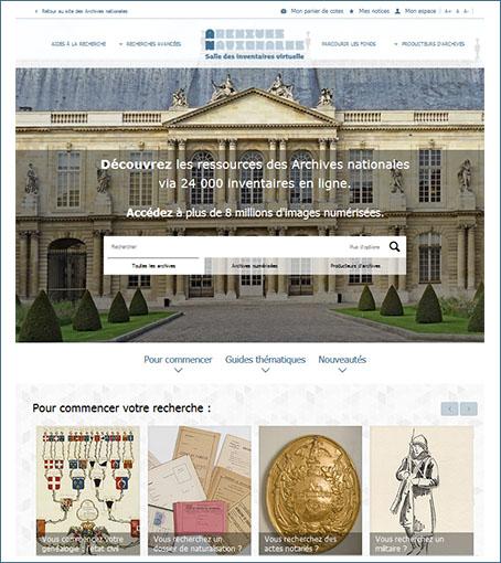 Nom de la fiche de recherche salle des inventaires for Siv part interieur gouv fr