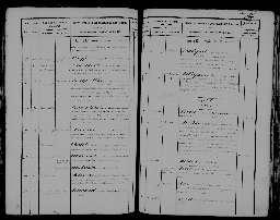du 2 janvier au 30 juin 1838