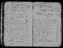 Liste chronologique des actes pour l'année 1618