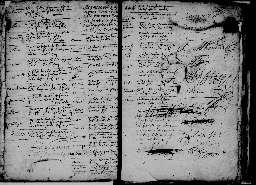Liste chronologique des actes pour l'année 1608