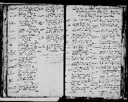 Liste chronologique des actes pour l'année 1610