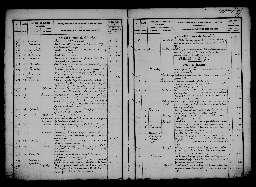Liste chronologique des actes pour la période du 2 janvier au 31 décembre 1869