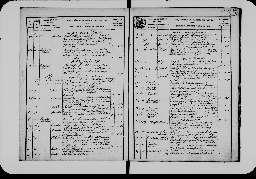 Liste chronologique des actes pour la période du 2 janvier au 30 décembre 1871