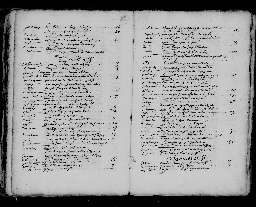 Liste chronologique des actes pour la période du 2 janvier au 30 décembre 1656