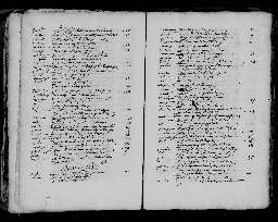 Liste chronologique des actes pour la période du 7 janvier au 31 décembre 1657