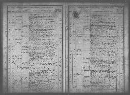 Liste chronologique générale des actes pour la période du 3 janvier au 16 juillet 1892