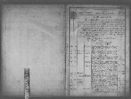 Liste chronologique générale des actes pour la période du 18 juillet au 31 décembre 1892