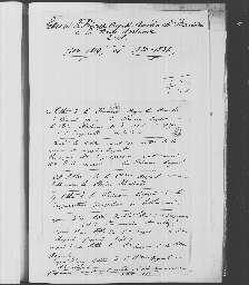 «I. 1806-1819 ».