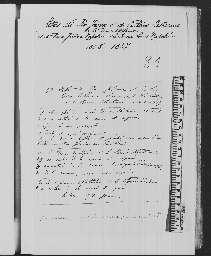 « Lettres du roi Jérôme et de la reine Catherine à la reine Hortense, et du prince Jérôme-Napoléon au prince Louis-Napoléon. 1808-1837 ». 72 pièces.