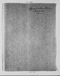 Inventaire des bijoux, tableaux, meubles, services d'argenterie et de vermeil de la reine Hortense (1817 et s. d.) ; pièces ayant trait à ses biens en Italie (1823).