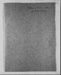 Papiers de Lucien et Charles-Lucien Bonaparte.