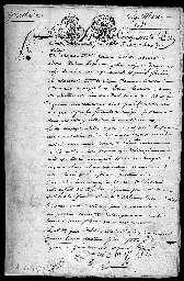 Inventaire après décès d'Antoine Lemoine.