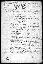 Inventaire après décès de Marie Savart, épouse de Nicolas André Ozanne.