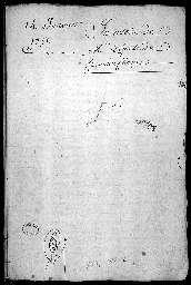 Inventaire après décès de François Charles Ferdinand de Clermont-Chaste comte de Roussillon.