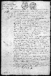 Inventaire après décès de Catherine Fournier, épouse de François Lieutaud.