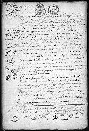 Inventaire après décès de Barbe Rose Lestumier, veuve d'Henri Basile Le Bel.