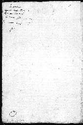 Inventaire après décès de Geneviève Bernard.