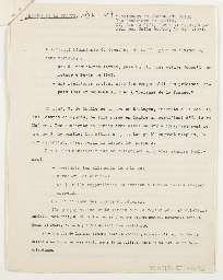 Témoignage de Geneviève Anthonioz-de Gaulle, recueilli par O. Routis