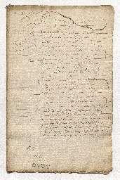 Contrat de mariage entre Simon Vouet, peintre ordinaire du roi, veuf de Virginia de Vezzi, et Radégonde Béranger, veuve de Léonard Margerie, secrétaire ordinaire de la Chambre du roi demeurant rue de la Poterie.