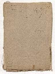 Inventaire après décès de Dominique Vivant Denon, membre de l'Institut, officier de la Légion d'honneur, chevalier de l'ordre de Sainte-Anne de Russie et de la Couronne de Bavière, membre correspondant de l'Académie de Calcutta et de plusieurs autres , ancien directeur général des musées royaux de France.