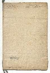 Contrat de mariage entre Louis duc de Saint-Simon, pair de France, maître de camp d'un régiment de cavalerie, fils émancipé de défunt Claude de Saint-Simon, pair de France, chevalier des ordres du roi et gouverneur des ville, citadelle et comté de Blaye, et de Charlotte de l'Aubespine, marquise de Ruffec, baronne d'Aysie, Empure, Martreuil et Verrière, dame de Chermé, du fief des Aires.