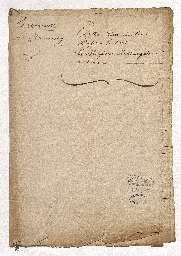 Transaction au sujet de bornage des seigneuries de Savigny et de Viry entre Antoine Portail, président au Parlement et Jean de Vins, seigneur de Savigny et Viry-sur-Orge.