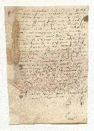 Reconnaissance par Claude Lesteillard, laboureur demeurant à Presles, d'un cens sur des vignes situées au lieu-dit Taillefer à Presles, en faveur de noble homme Jacques Boucher, écuyer.